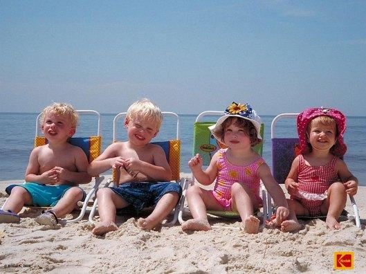 Alergia solar: definición, síntomas y consejos para proteger a los niños