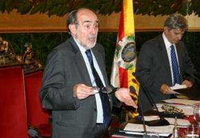 Joaquin Poch, nuevo presidente de la Real Academia Nacional de Medicina