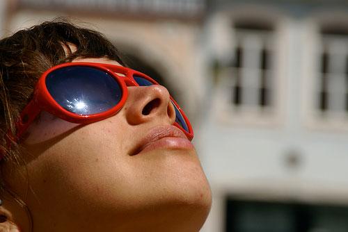 Los ojos tendrán su índice de protección solar