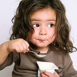 dieta niño inteligente