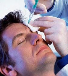 Cada vez más hombres acuden a las clínicas de estética para acabar con kilos y arrugas