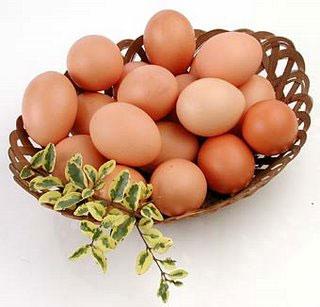 huevos dañinos para las arterias