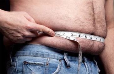 La mitad de los catalanes tiene sobrepeso