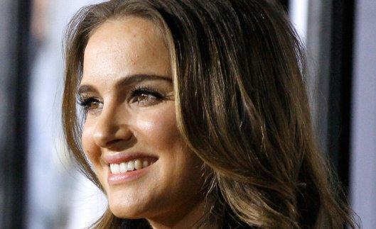 Las pieles VIP también reaccionan. Durante su embarazo, Natalie Portman sufrió acné en la frente  © Gtresonline